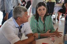 Ze Martins e Roseana Sarney: promessas e nada mais